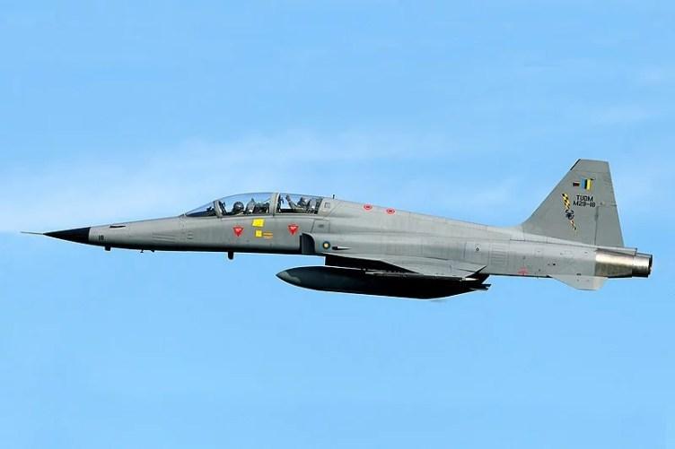 RMAF TUDM F-5E Freedom Fighter