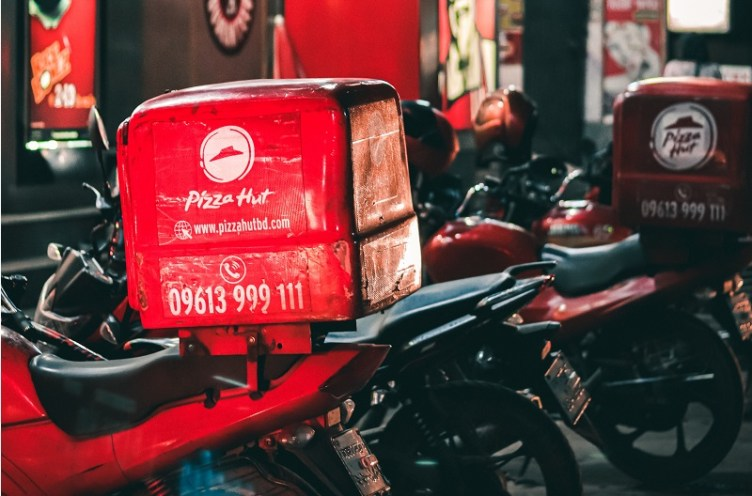 Foodpanda KFC food delivery