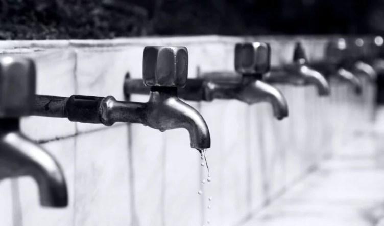 Water disruption tap dry Selangor