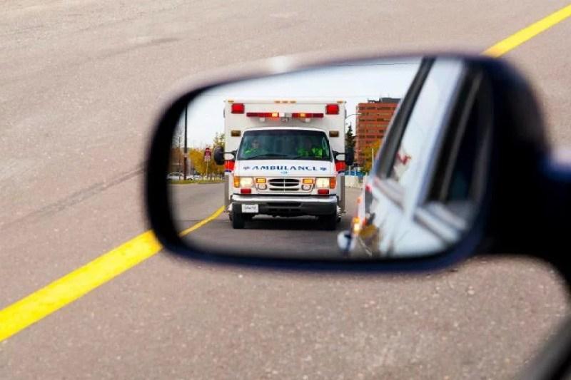 emergency service vehicle ambulance