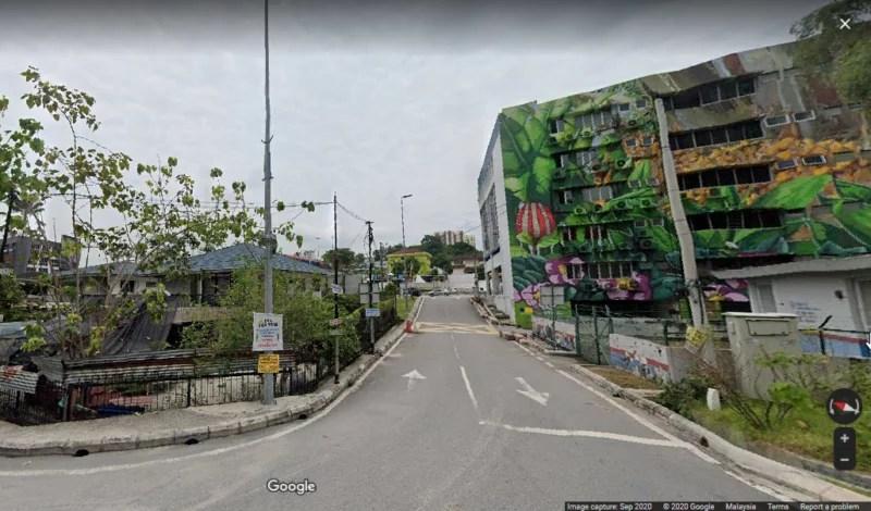 google street childhood memories neighbourhood