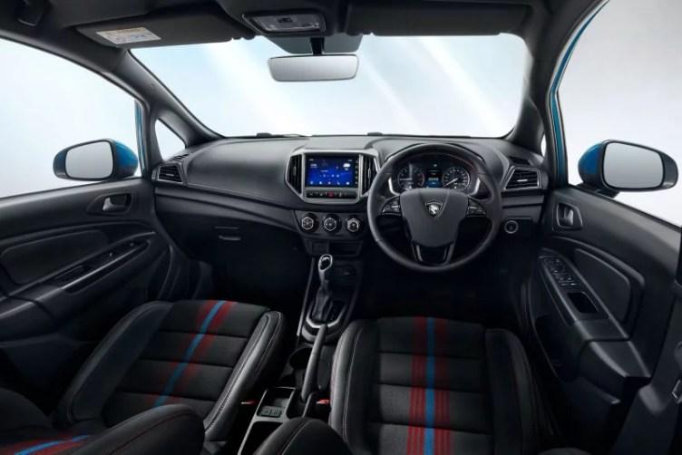 Proton Iriz Interior Dashboard Car