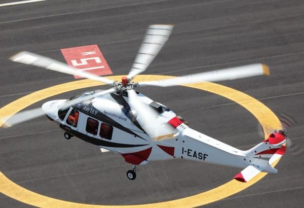 AgustaWestland's AW169 | Business Jet Traveler