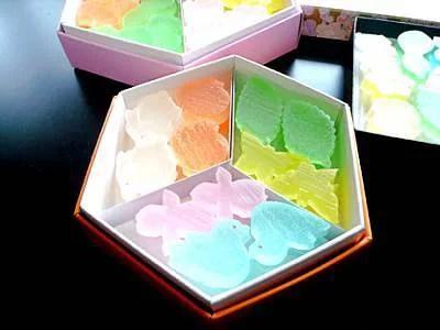 かいちん:子供心に変えれる金沢の和菓子