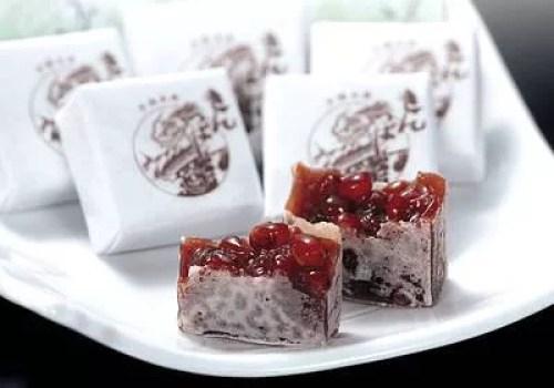 中田屋のきんつば-金沢銘菓の代名詞です
