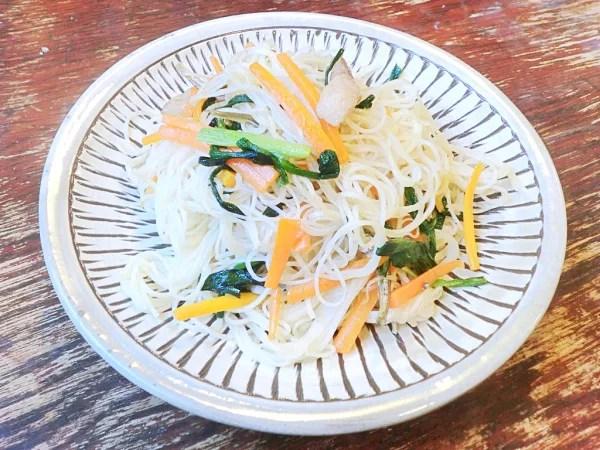 鹿児島の郷土料理⑨奄美地方では定番!油そうめん