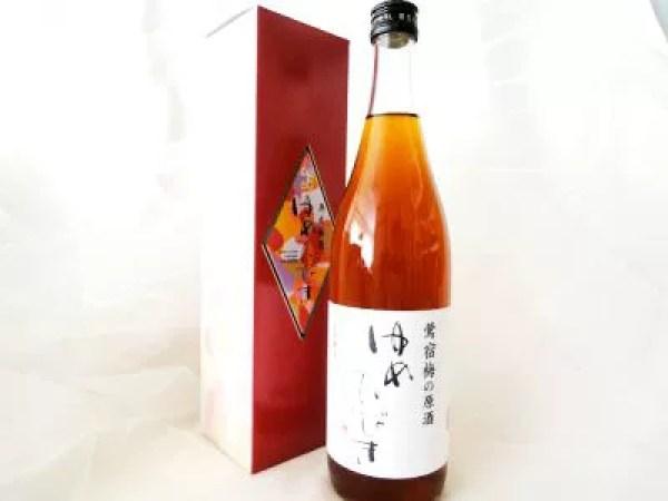 熟成梅酒「ゆめひびき」~幻の梅酒~