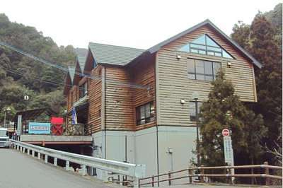 和歌山温泉ランキング⑥露天風呂からホタル観賞も出来る!二の丸温泉