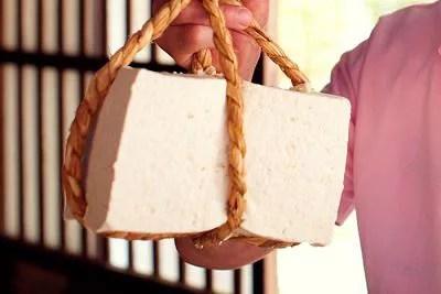 富山名物&グルメ⑨お刺身が最高!五箇山豆腐