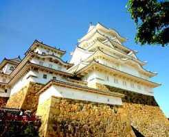 姫路のデートスポット1. 世界遺産 姫路城