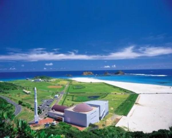 鹿児島のパワースポット④世界で一番美しい!種子島宇宙センター