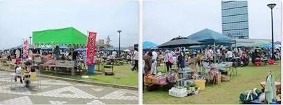 茨城県イベント情報⑧マリンタワーのふもとで集おう!春のふれあい広場