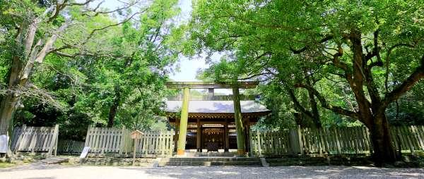 和歌山のパワースポット⑥恋愛に効果あり!日前神宮・國懸神宮