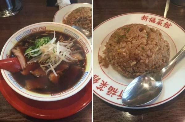 おすすめランキング⑨新福菜館~真っ黒なスープ!
