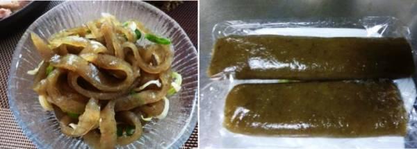 新潟県郷土料理⑥佐渡のソウルフード「いごねり」-side