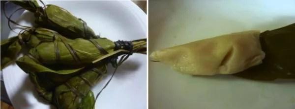 新潟県郷土料理④「笹だんご」の原型 鉄砲巻・だいごろ(佐渡)-side