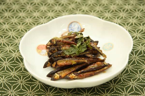 滋賀県お土産⑧琵琶湖特有の小魚を使った佃煮「山喜 小鮎山椒煮」