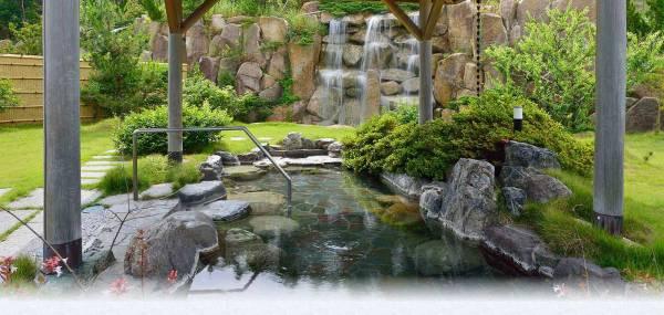 京都日帰り温泉⑧夕日ヶ浦 温泉外湯 花ゆうみ~広々とした開放感溢れる温泉~