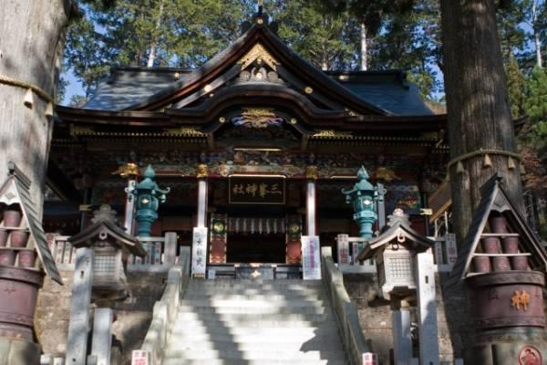 埼玉県秩父神社②秩父神社と三峰神社。あなたに向いているのは?