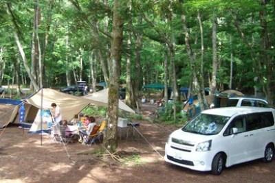 ⑥限りなく完璧に近い理想的なキャンプ場!PICA富士吉田