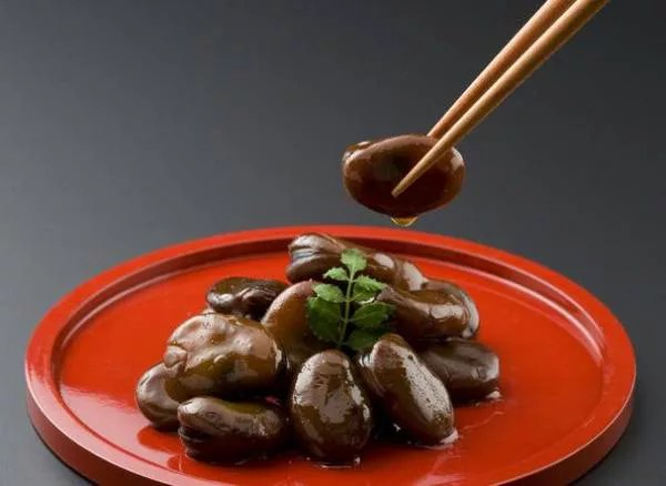 香川県のお土産4.  郷土料理!しょうゆ豆