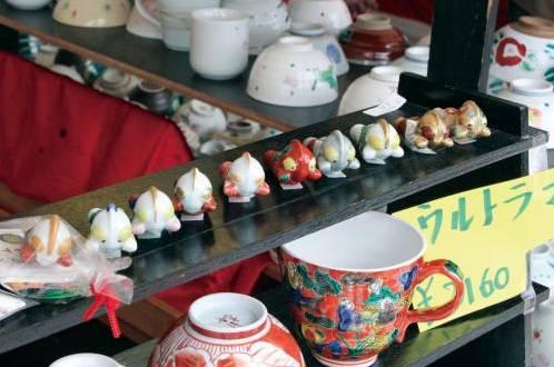 石川県イベント情報⑥掘り出し物が見つかるかも!九谷茶碗まつり
