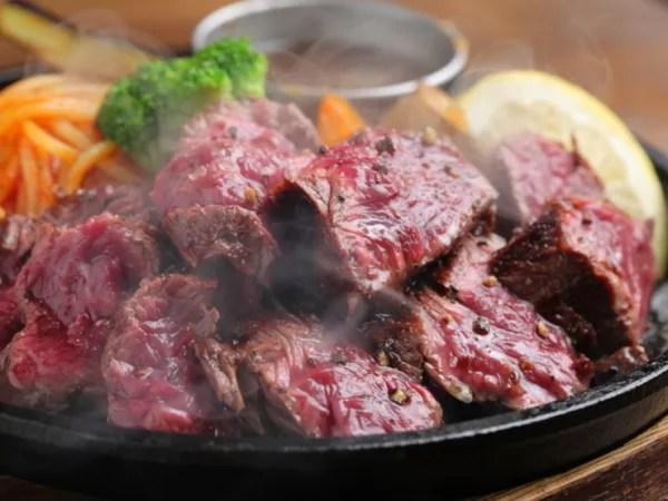 札幌ステーキランキング③地下に広がるお肉のパラダイス「ヒゲ」