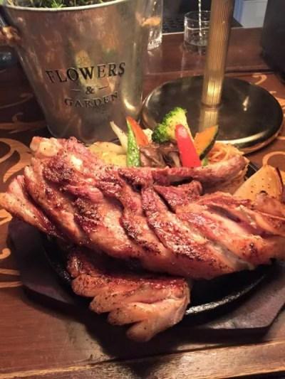 札幌ステーキランキング①ワイルド&アメリカンな肉のハーレム「ベガーズハーレム」