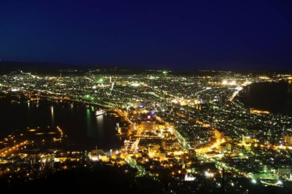 北海道は函館の夜景スポット★地元民おすすめ10選