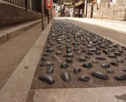 川越デートスポットランキング②地味!だけど絶対に盛り上がる!熊野神社の足踏み健康ロード