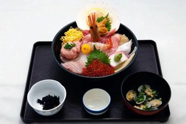 大洗海鮮丼ランキング⑥回転寿司もある!海鮮処森田 大洗店
