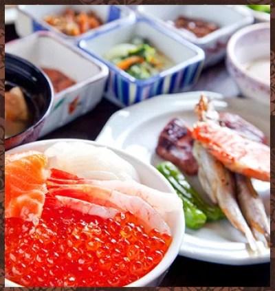 函館海鮮丼ランキング⑧朝食の美味しいホテル日本一!「ラビスタ函館ベイ」
