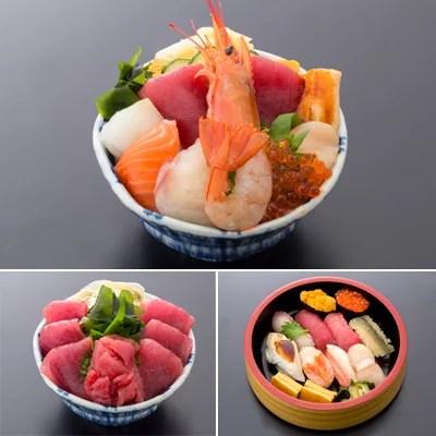 仙台寿司ランキング⑨生マグロで海鮮丼を!どん辰(たつ)