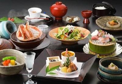 金沢の加賀料理⑦金沢駅から徒歩圏・加賀屋プロデュースの料理旅館!金沢茶屋