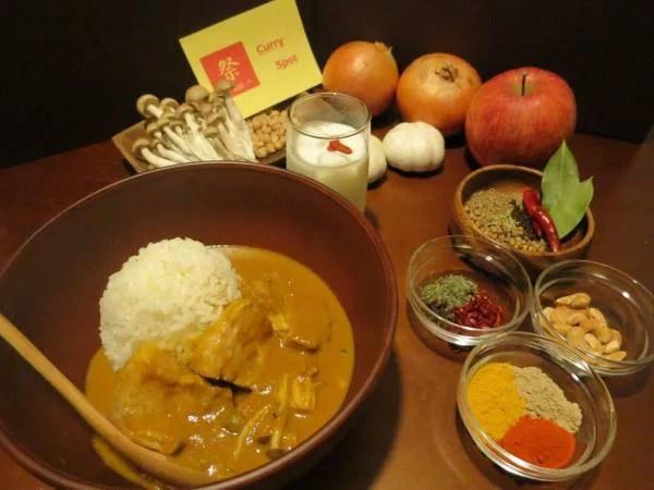 仙台カレーランキング⑥手作りにこだわり! Curry Spot 祭(サイ).jpg-large