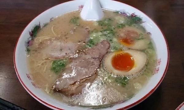 中津ラーメンランキング⑨ホロホロの絶品チャーシュー!しゅうちゃんラーメン