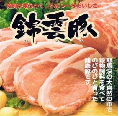 中津名物グルメ⑥良品質の高級豚肉!錦雲豚