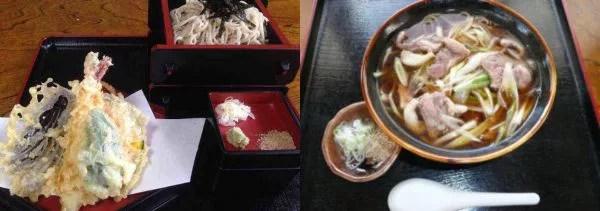 長瀞そばランキング⑧機械を使わぬ本格手打ち蕎麦「さくらい 本店」
