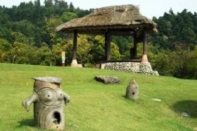 石川県パワースポットランキング⑩環状木柱列が出土した古代人の聖域!真脇遺跡2