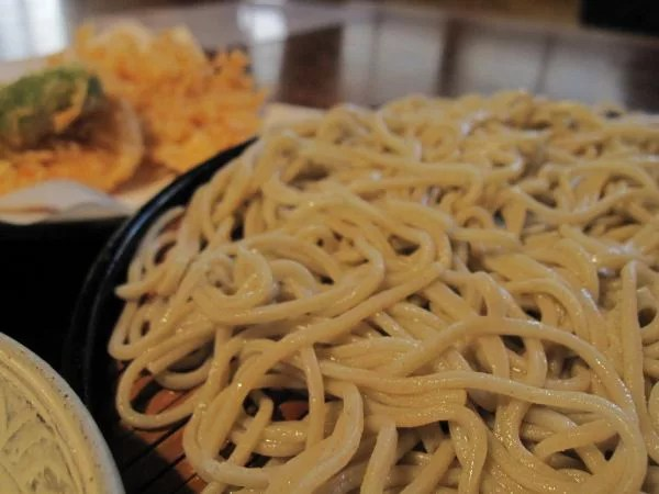 浅草そばランキング②東京一辛い麺つゆ「並木藪蕎麦」
