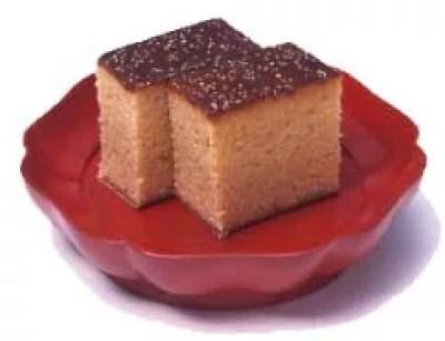 岐阜県お土産ランキング②味噌味のカステラ!みそ松風