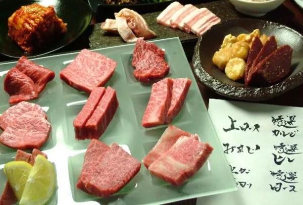 金沢焼き肉店ランキング③お肉とお酒のラインナップが豊富!京澤
