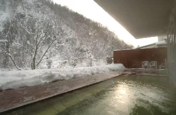 札幌日帰り温泉ランキング②開拓時代からの老舗温泉で癒しの時間を「小金湯温泉」