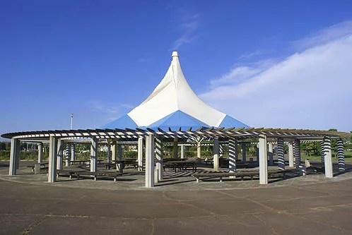 大洗磯前神社周辺おすすめ観光①県立大洗海浜公園