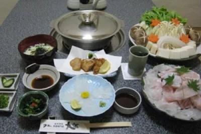 大阪クエ鍋ランキング③クエをまるごと味わう!クエ鍋・クエ料理専門店 大海