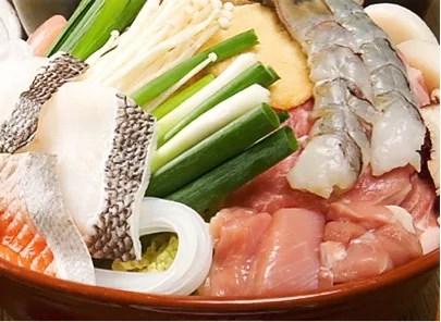 大阪ちゃんこ鍋ランキング①お相撲さんの食事を味わい尽くす!創作ちゃんこ 増風
