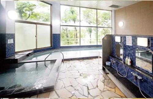 東松山温泉ランキング⑥大人数での合宿に最適!フレンドシップハイツよしみ 御所の湯