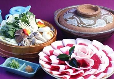 京都府ぼたん鍋ランキング①ぼたん鍋は美山の名物!料理旅館「枕川楼」