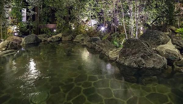 大阪府スーパー銭湯ランキング⑥地元の中心地的なスーパー銭湯!天然温泉 ゆの蔵