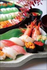 大洗回転寿司ランキング③お寿司も定食も!回転寿司 壱番